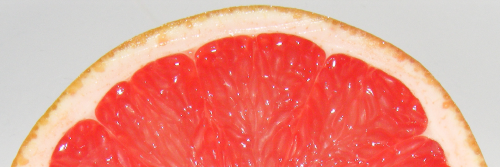 Mutagenic grapefruit